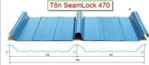 tôn Lock Seam