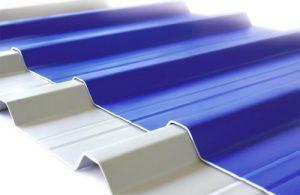 tôn nhựa kháng ăn mòn PVC