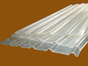 tôn nhựa lấy sáng 5 sóng
