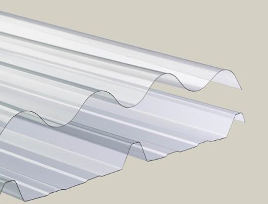 tôn nhựa lấy sáng sợi thủy tinh