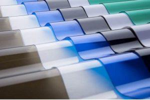 tôn nhựa loại thường